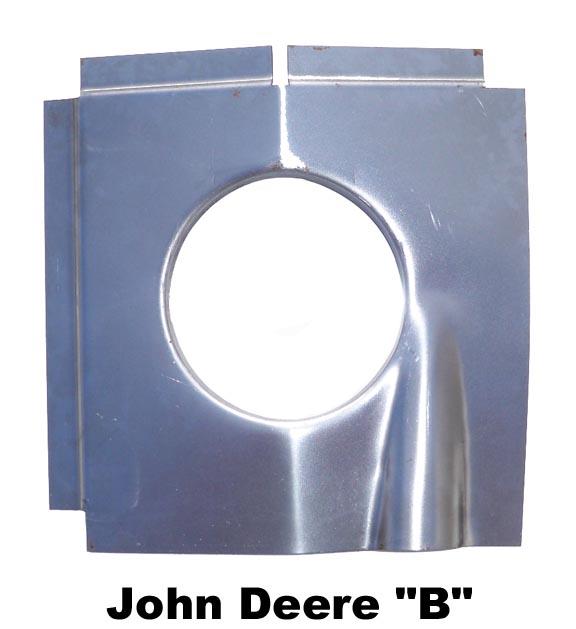 John Deere B Hood : John deere hood patch fixes your muffler hole order on line