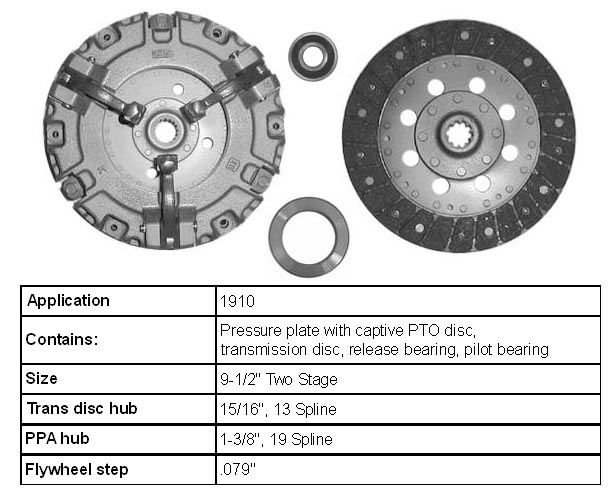 Ford 1910 Tractor Parts Breakdown : Ford parts diagram bing images
