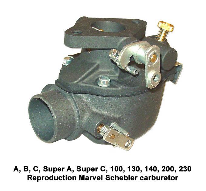 Carburetor For Tractor : Farmall tractor carburetor order on line